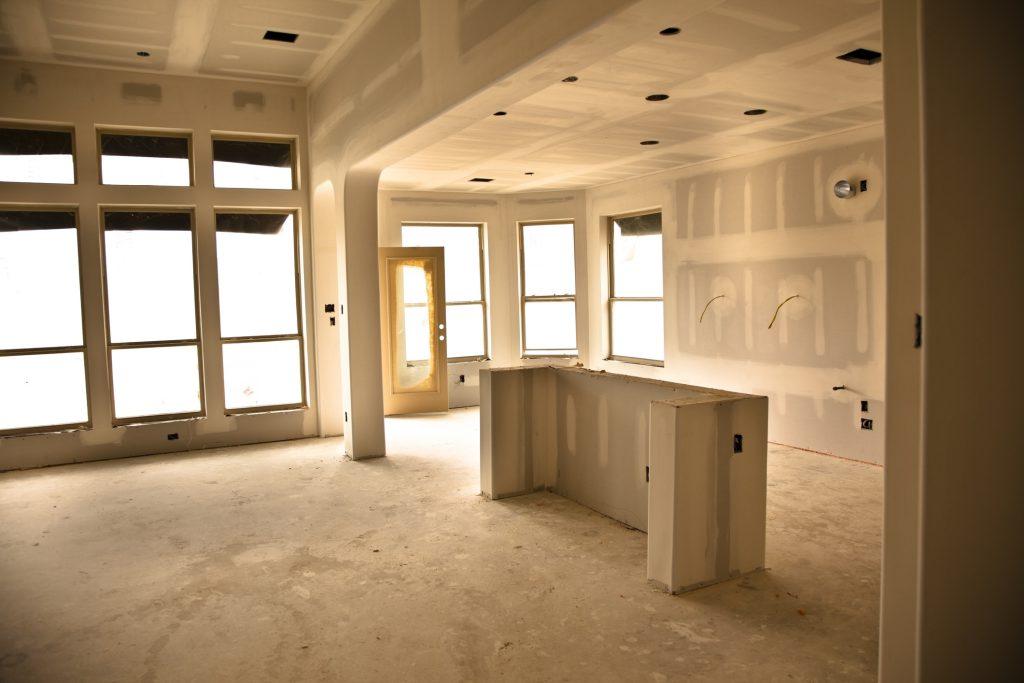 complete renovation Venice