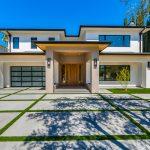 Custom Home Exterior LA