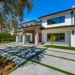 New Home Exterior Build LA