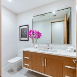 Bathroom of Custom House Build in LA