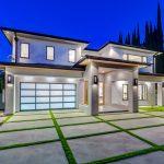 Custom House Build in LA